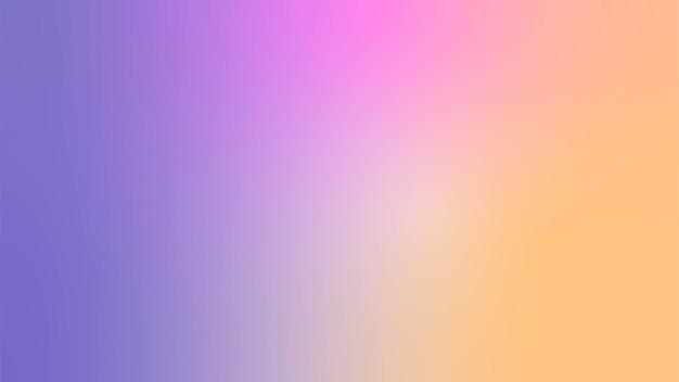 Абстрактный красочный градиент фона