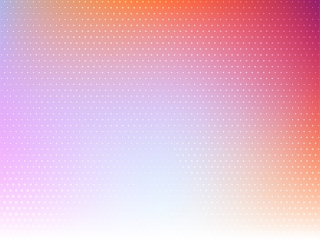 Абстрактный красочный полутоновый современный фон вектор