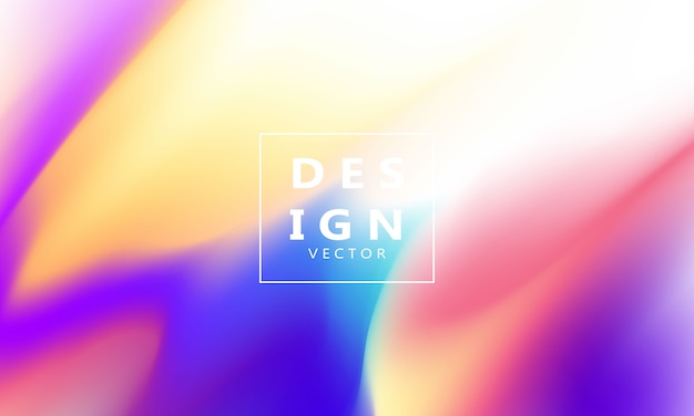 Abstract colorful liquid gradient background ecology concept for your graphic design,