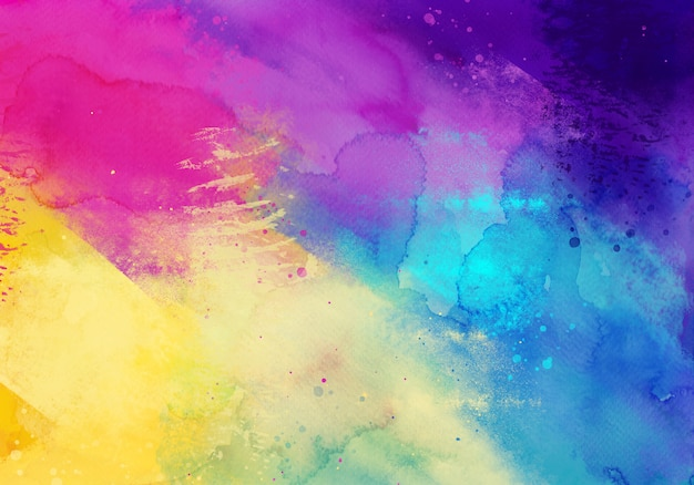 Abstract colorful marble background