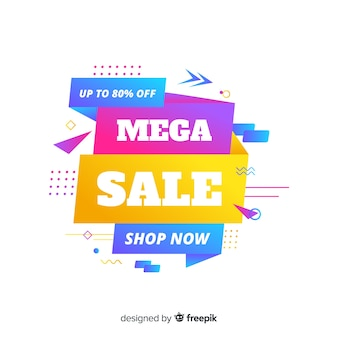 Abstract colorful origami sales background