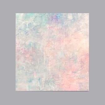 Abstract colorful paint textured background