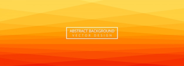 Abstract colorful papercut banner template design