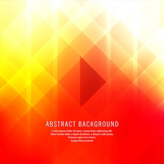 Abstract colorful polygonal vector background