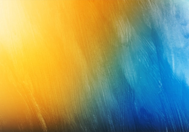 Abstract colorful soft watercolor texture