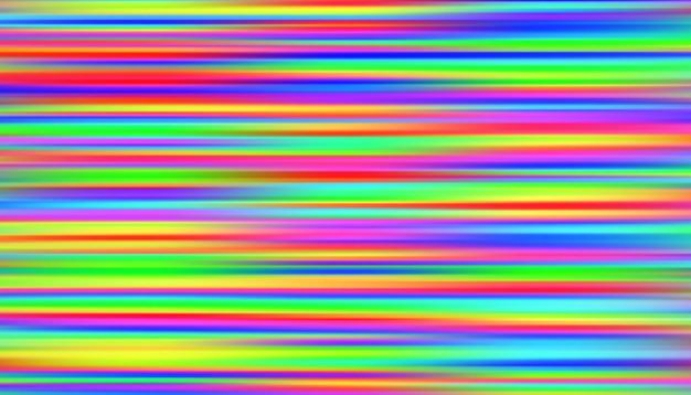 抽象的なカラフルなスピードラインの背景