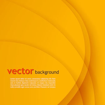 Abstract colorful template background
