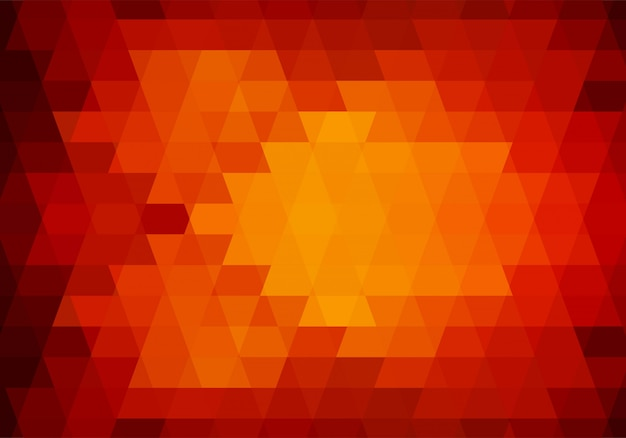 Abstract colorful triangle shapes background