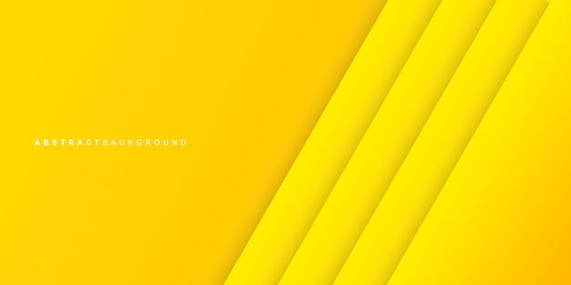 Абстрактный красочный желтый цвет бумажного слоя
