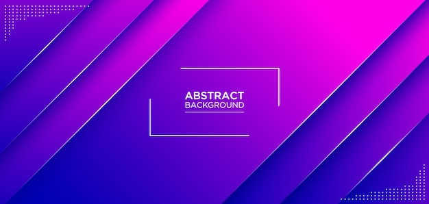 Abstract colorfull template background