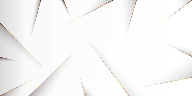 Abstract concept golden line background