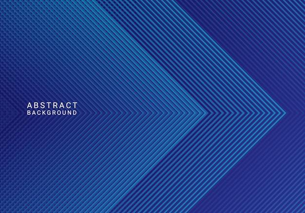 抽象的なクールな青い背景