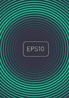 추상 표지입니다. 하프톤 그라디언트가 있는 최소한의 최신 유행 벡터입니다. 전단지, 포스터, 브로셔 및 초대장을 위한 기하학적 미래 템플릿입니다. 최소한의 다채로운 커버. 추상 eps 10 그림입니다.