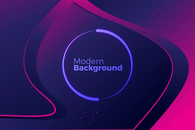 Abstract creative background design
