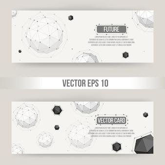 Абстрактный фон вектор творческой концепции геометрических фигур из треугольных граней. многоугольные фирменные бланки в стиле дизайна и брошюры для бизнеса. eps 10 векторные иллюстрации.