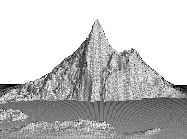 Абстрактный фон вектор творческой концепции геометрических фигур