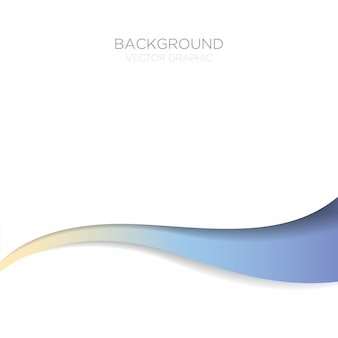 Abstract curve line wave background