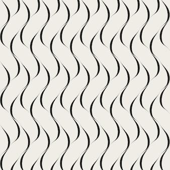 배경에 대한 추상 곡선 패턴