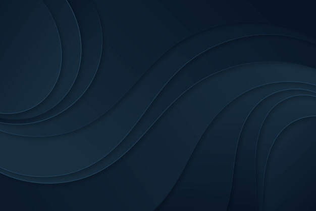 Abstract dark background with gradient color