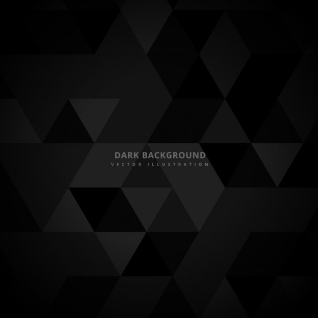 black vectors, photos and psd files free downloadabstract dark background with triangles