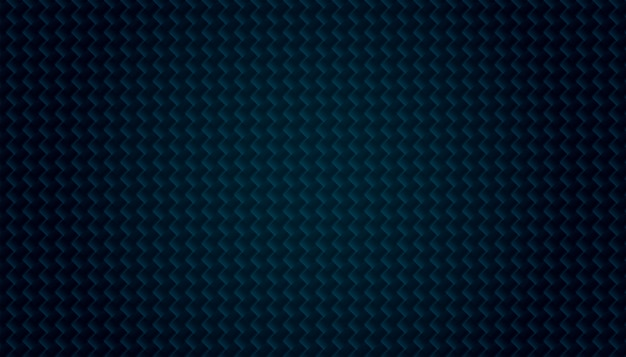 Abstract dark blue carbon fiber texture pattern