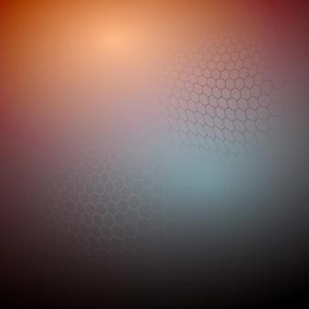 Abstract dark blurred background. vector design