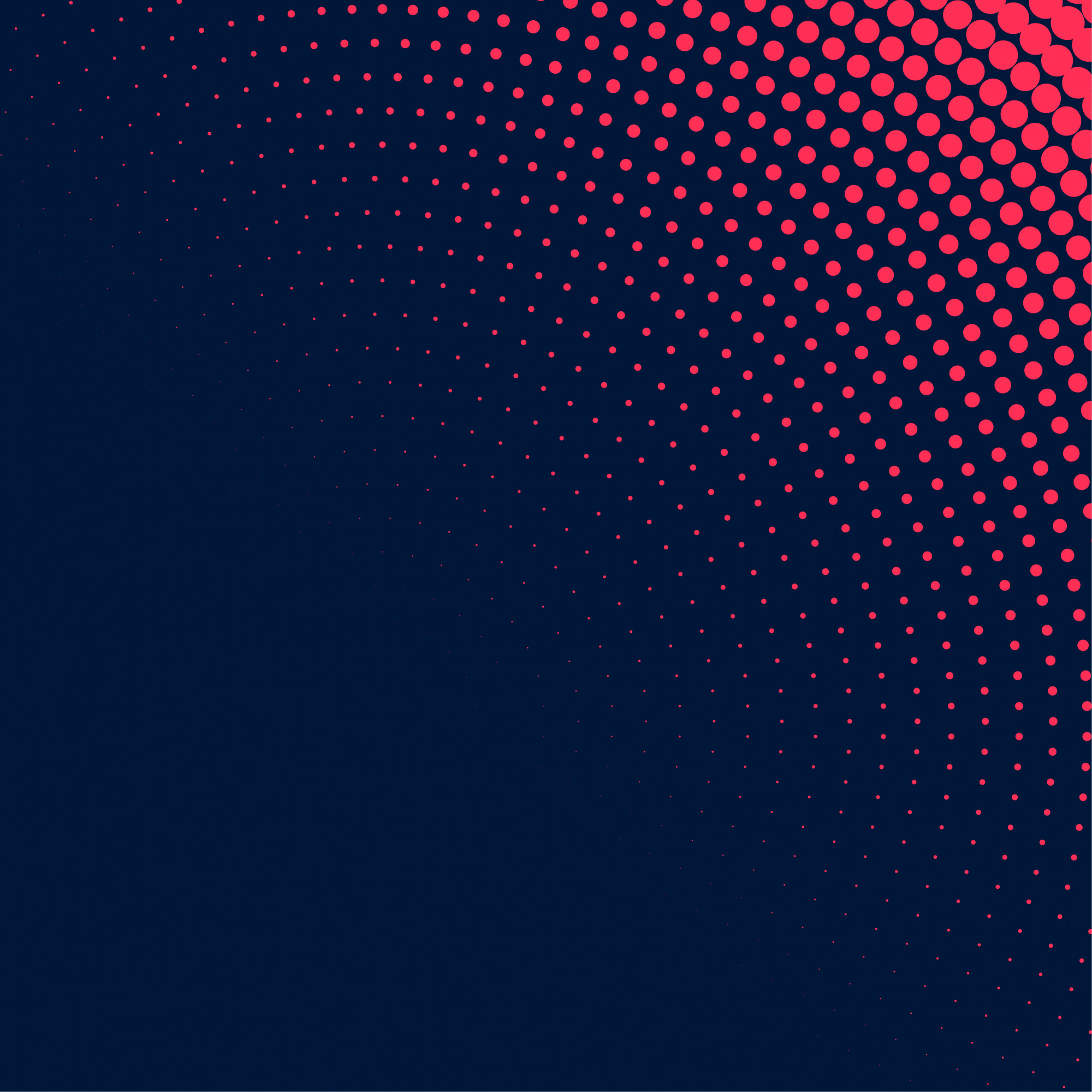 Abstract dark halftone background design