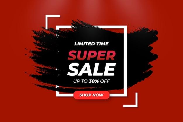 Abstract dark super sale background