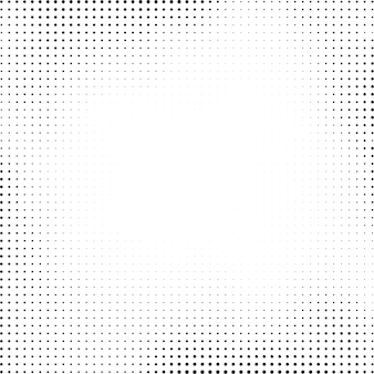 Abstract decorative halftone background