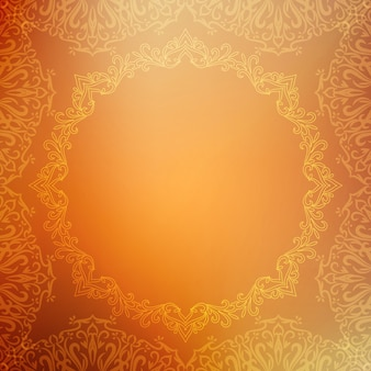 Abstract decorative luxury background