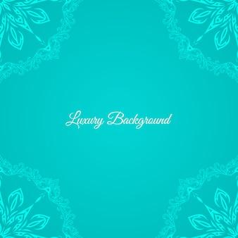 Abstract decorative luxury mandala background