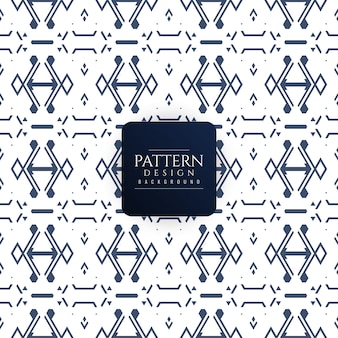 Abstract decorative seamless pattern background
