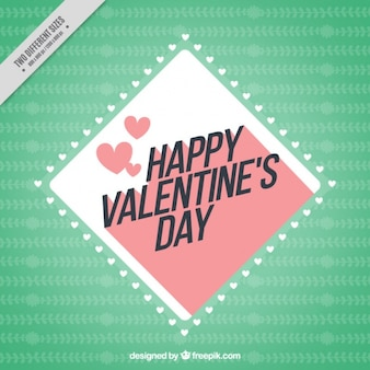 Abstract decorative valentine background