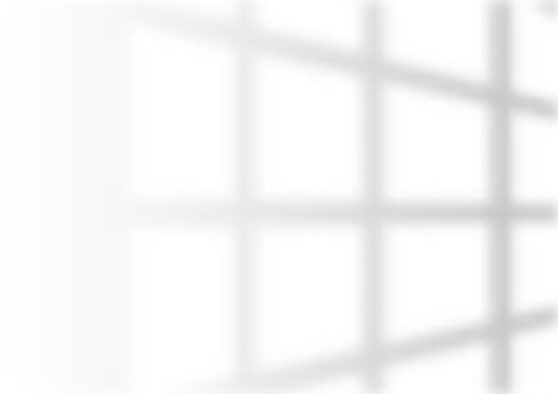 창 그림자 오버레이가 있는 추상 디자인 배경
