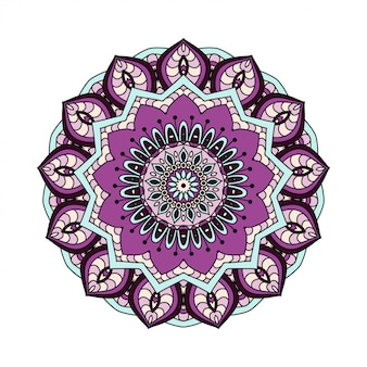 Abstract design elements. round mandalas in vector. graphic template for your design. decorative retro ornament