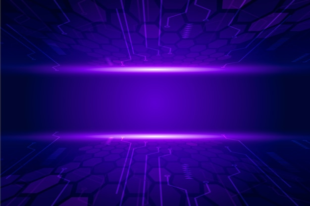 Abstract design for futuristic background