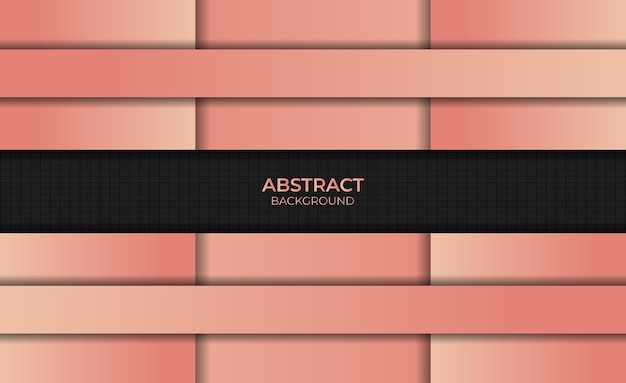 Abstract design gradient orange color style background