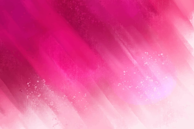 Abstract design hand painted background