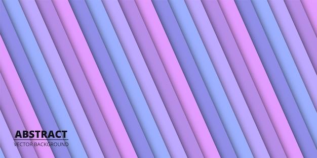 추상 대각선 파스텔 줄무늬