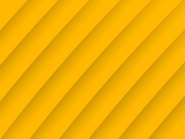 Абстрактный фон диагональные желтые полосы