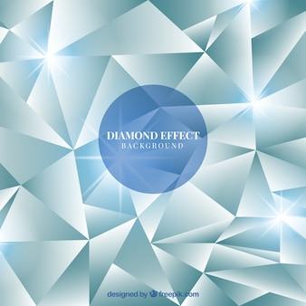 抽象ダイヤモンドの背景