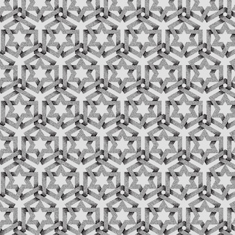 Abstract dotted geometric pattern background.