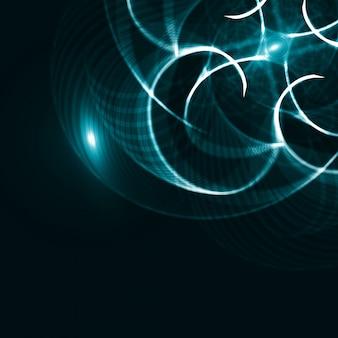 Абстрактный динамический фон