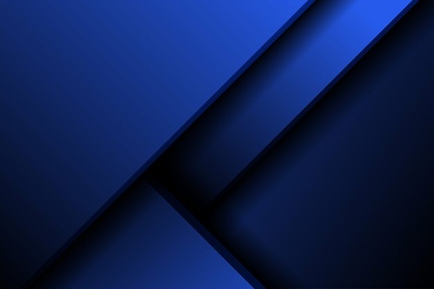 추상 동적 파란색 배경