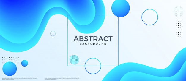 Abstract dynamic flow fluid wavy background.   design template