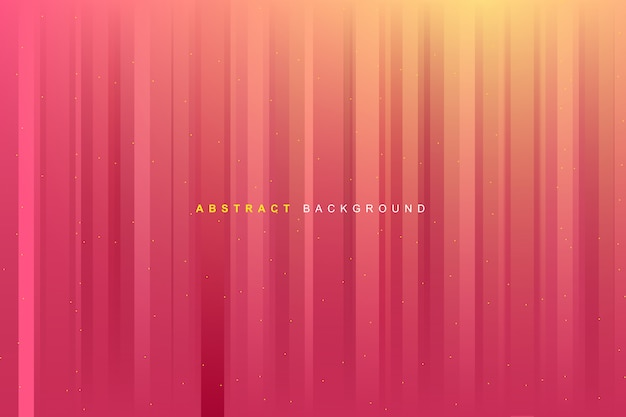 Abstract dynamic modern vibrant gradient stripes texture background