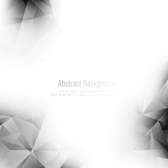 Abstract elegant grey color geometric background