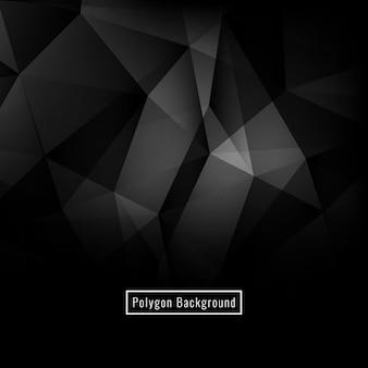 Abstract elegant polygon background