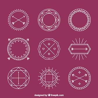 Аннотация эмблемы и знаки различия
