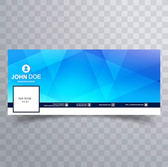 Facebook cover vectors photos and psd files free download abstract facebook template background cheaphphosting Images